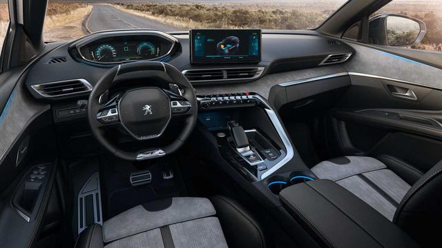 Đại lý nhận đặt cọc Peugeot 3008 2021: Dự kiến tháng 6 ra mắt, đấu Mazda CX-5 và Hyundai Tucson tại Việt Nam - Ảnh 4.