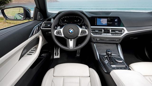 BMW 4-Series 2021 nhận cọc tại Việt Nam: Giá từ hơn 3 tỷ, mui trần, có gói M Sport và lỗ mũi khổng lồ gây chú ý - Ảnh 4.