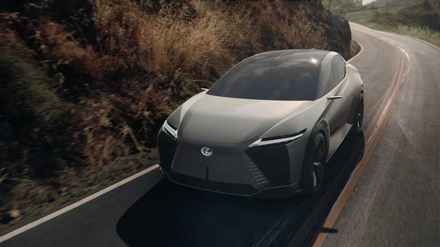 Lexus chốt lịch ra mắt ô tô điện hoàn toàn mới, hứa hẹn tung thêm ít nhất 10 bom tấn xe xanh  - Ảnh 1.