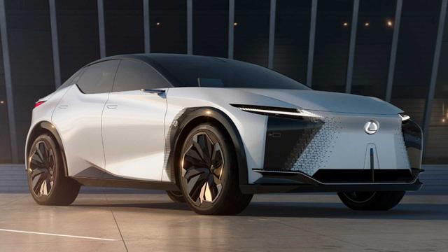 Lexus chốt lịch ra mắt ô tô điện hoàn toàn mới, hứa hẹn tung thêm ít nhất 10 bom tấn xe xanh  - Ảnh 2.
