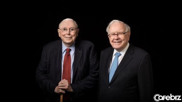 Warren Buffett và Charles Munger không cãi nhau trong suốt 62 năm: Thế giới ghen tị với sự giàu có của họ, tôi ghen tị với trí tuệ của họ - Ảnh 2.