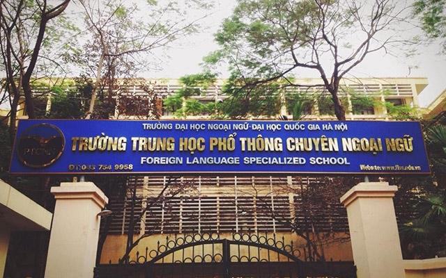 5 trường chuyên hàng đầu, là ước ao của học sinh cả nước : Điểm đầu vào ngất ngưởng, chất lượng đầu ra miễn bàn, cựu học sinh toàn anh tài đất Việt - Ảnh 2.