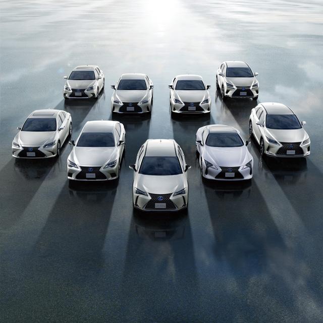 Lexus chốt lịch ra mắt ô tô điện hoàn toàn mới, hứa hẹn tung thêm ít nhất 10 bom tấn xe xanh  - Ảnh 3.