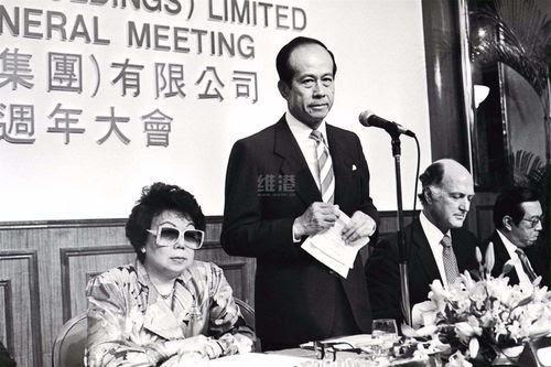 Cuộc đời bi thảm của con gái của ông trùm ngành đồng hồ Hong Kong: Xinh đẹp, tài giỏi nhưng bất chấp kết hôn với người anh họ tỉ phú Lý Gia Thành, hy sinh tất cả để đổi lại cái chết bất đắc kì tử - Ảnh 4.