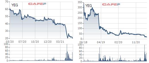 Yeah1 (YEG): Cổ phiếu test lại đáy lịch sử, chuẩn bị IPO công ty con Yeah1 Edigital - Ảnh 1.