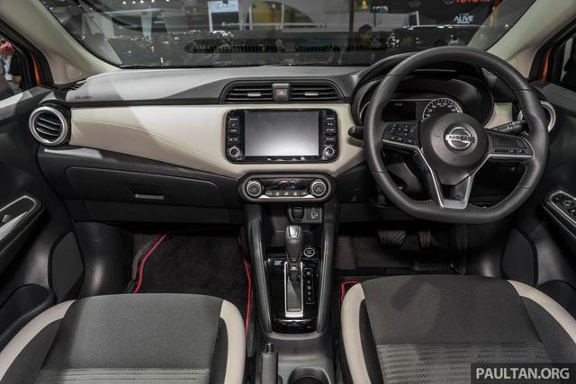Nissan Almera 2021 dự kiến giao xe tháng 6 tại Việt Nam: 4 phiên bản, giá bản full thấp hơn Vios và City - Ảnh 5.