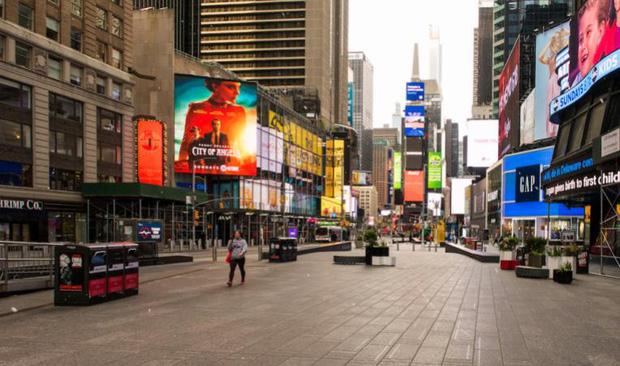 Một New York khác lạ: Thành phố không ngủ rùng mình thức giấc sau cơn ác mộng dài mang tên Covid-19 - Ảnh 2.