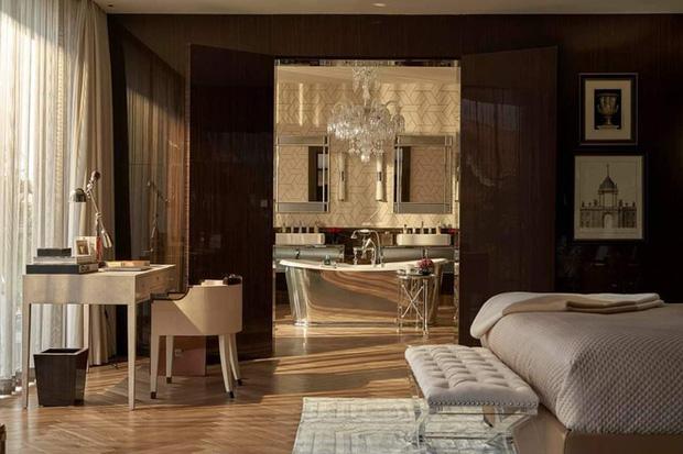 Những thiết kế gây tranh cãi của Thái Công: Ảnh 3D và thực tế khác biệt nhau, bồn tắm sàn gỗ thiếu tính thực tiễn - Ảnh 2.