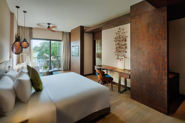 """Cận cảnh resort 5 sao của gia đình hoa hậu Phương Lê: Thuê kiến trúc sư nổi tiếng Dubai, nhưng từng bị một NTK """"dìm hàng"""" vì mâu thuẫn cá nhân? - Ảnh 3."""