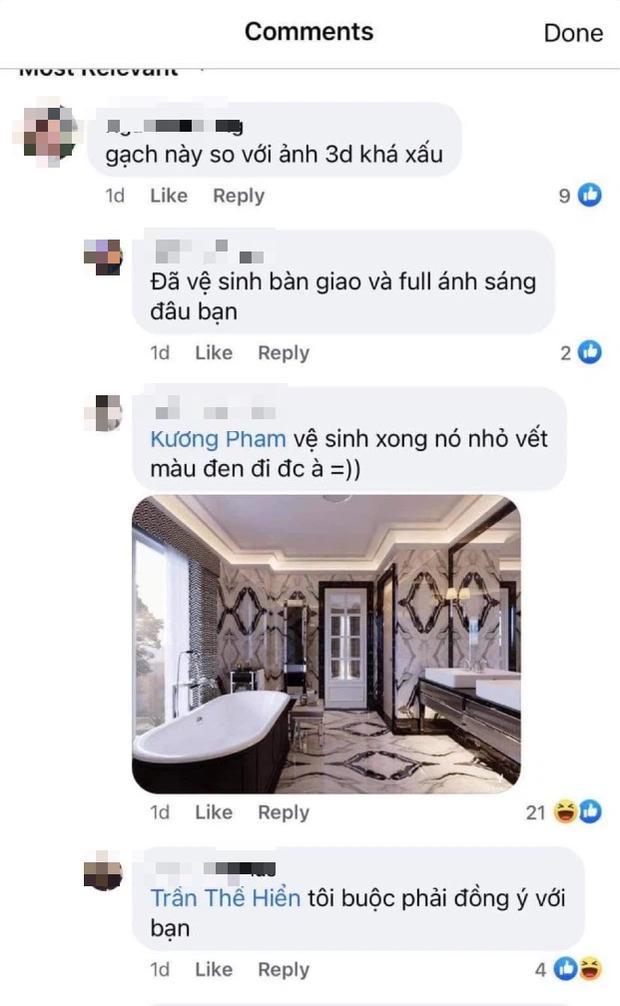 Những thiết kế gây tranh cãi của Thái Công: Ảnh 3D và thực tế khác biệt nhau, bồn tắm sàn gỗ thiếu tính thực tiễn - Ảnh 9.