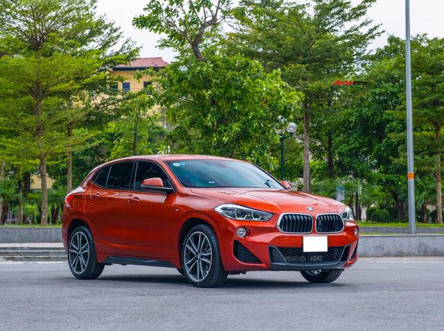 Đại gia bán BMW X2 giá 1,6 tỷ: 3 năm chạy 4.700km, xe chỉ cất trong nhà và mang đi bảo dưỡng - Ảnh 1.