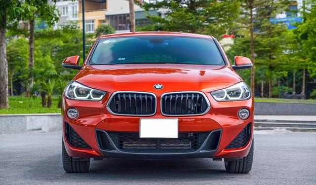 Đại gia bán BMW X2 giá 1,6 tỷ: 3 năm chạy 4.700km, xe chỉ cất trong nhà và mang đi bảo dưỡng - Ảnh 2.