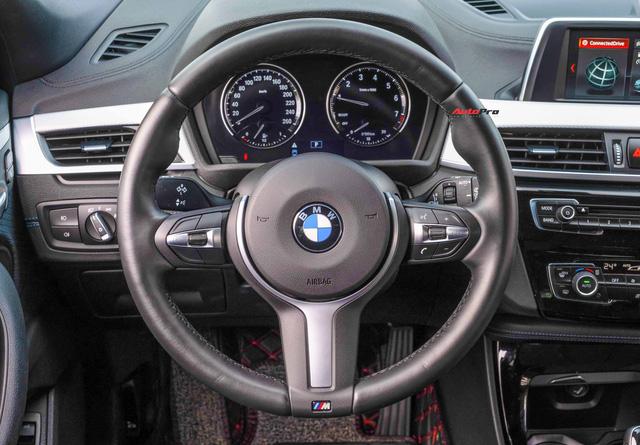 Đại gia bán BMW X2 giá 1,6 tỷ: 3 năm chạy 4.700km, xe chỉ cất trong nhà và mang đi bảo dưỡng - Ảnh 11.