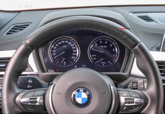 Đại gia bán BMW X2 giá 1,6 tỷ: 3 năm chạy 4.700km, xe chỉ cất trong nhà và mang đi bảo dưỡng - Ảnh 14.