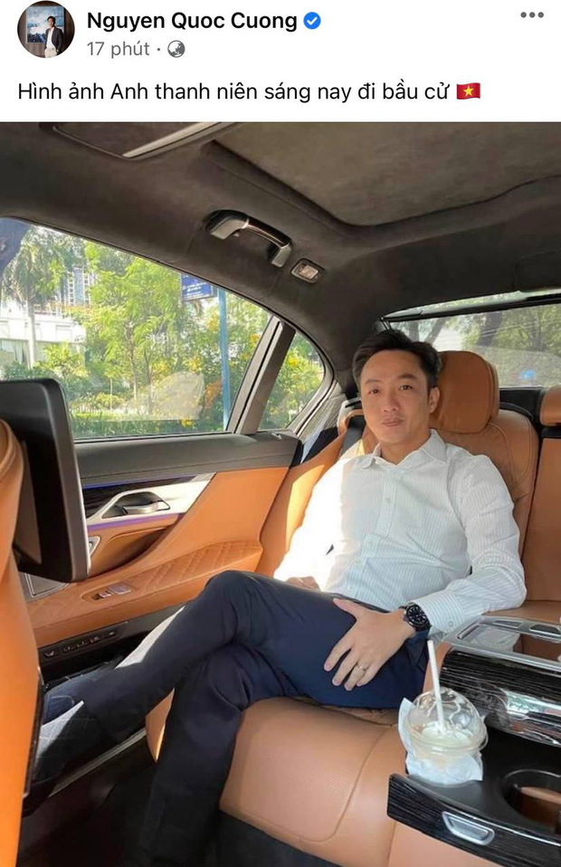 Sao Việt nô nức đi bầu cử: Tiểu Vy, Huyền My dậy sớm cùng dàn hậu bỏ phiếu, Khánh Vân từ Mỹ cũng hào hứng hưởng ứng - Ảnh 17.
