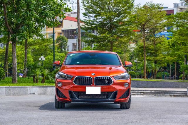 Đại gia bán BMW X2 giá 1,6 tỷ: 3 năm chạy 4.700km, xe chỉ cất trong nhà và mang đi bảo dưỡng - Ảnh 20.