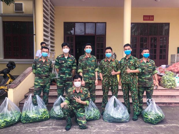 Hàng trăm sinh viên Quân y thần tốc hỗ trợ Bắc Giang chống dịch, làm việc 12-15 tiếng/ngày không nghỉ - Ảnh 3.