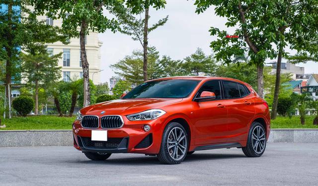 Đại gia bán BMW X2 giá 1,6 tỷ: 3 năm chạy 4.700km, xe chỉ cất trong nhà và mang đi bảo dưỡng - Ảnh 3.