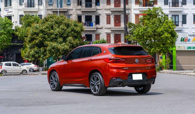 Đại gia bán BMW X2 giá 1,6 tỷ: 3 năm chạy 4.700km, xe chỉ cất trong nhà và mang đi bảo dưỡng - Ảnh 4.