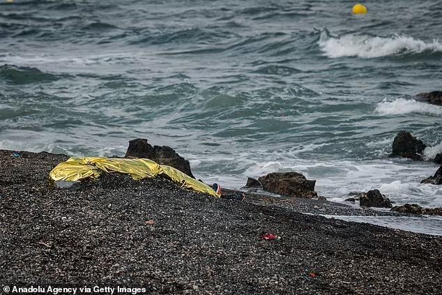 Người trong cuộc kể về bức ảnh em bé sơ sinh trong đoàn di cư được cứu từ biển: Đứa trẻ lạnh cóng, không cử động - Ảnh 4.