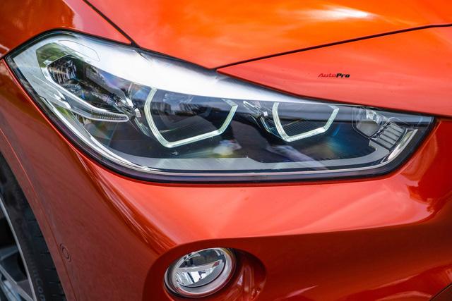 Đại gia bán BMW X2 giá 1,6 tỷ: 3 năm chạy 4.700km, xe chỉ cất trong nhà và mang đi bảo dưỡng - Ảnh 6.