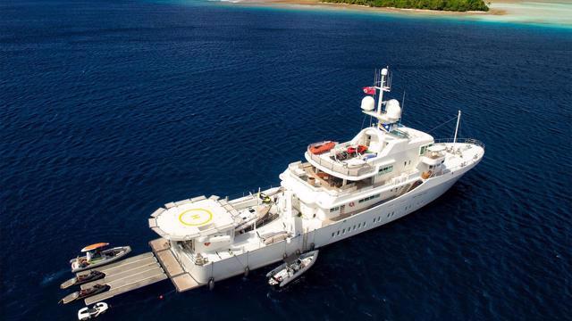 Điểm danh siêu du thuyền của các tỷ phú thế giới - Ảnh 8.