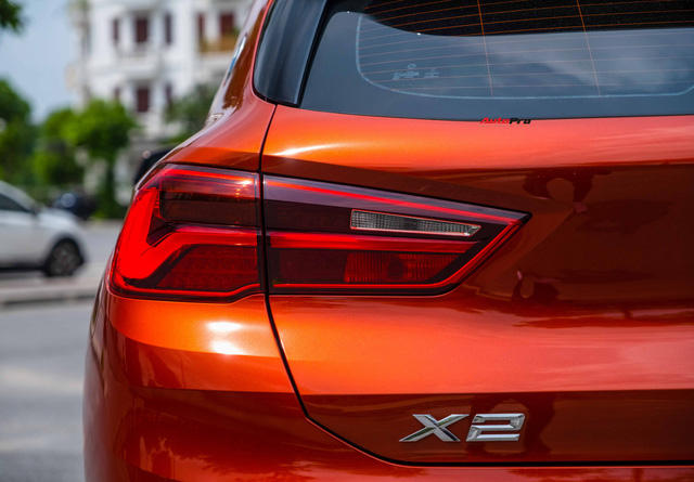Đại gia bán BMW X2 giá 1,6 tỷ: 3 năm chạy 4.700km, xe chỉ cất trong nhà và mang đi bảo dưỡng - Ảnh 8.