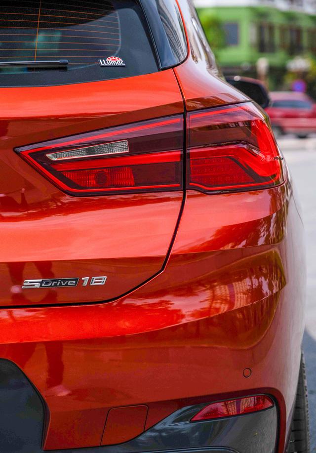 Đại gia bán BMW X2 giá 1,6 tỷ: 3 năm chạy 4.700km, xe chỉ cất trong nhà và mang đi bảo dưỡng - Ảnh 9.