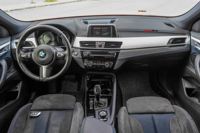 Đại gia bán BMW X2 giá 1,6 tỷ: 3 năm chạy 4.700km, xe chỉ cất trong nhà và mang đi bảo dưỡng - Ảnh 10.