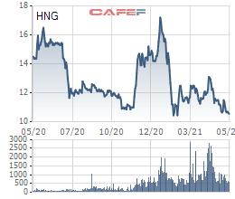HAGL Agrico (HNG): Cựu lãnh đạo Võ Trường Sơn bị xử phạt vì bán cổ phiếu chui đợt cuối năm 2020 - Ảnh 1.