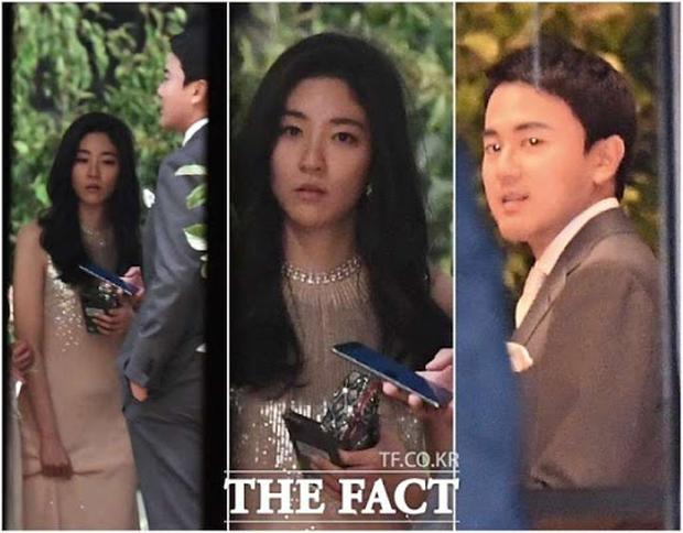 Ái nữ của chaebol Hàn Quốc ly hôn chớp nhoáng với chồng gia thế khủng chỉ 8 tháng sau siêu đám cưới khiến giới tài phiệt xôn xao - Ảnh 2.