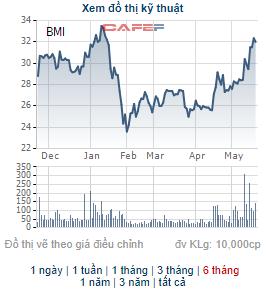 Vừa trả cổ tức bằng tiền tỷ lệ 20%, Tổng công ty Bảo Minh lại triển khai phương án phát hành cổ phiếu thưởng tỷ lệ 20% - Ảnh 1.