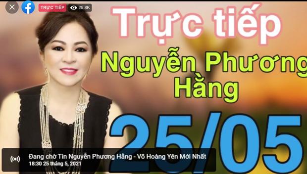 CEO Nguyễn Phương Hằng phá vỡ kỷ lục livestream tại Việt Nam với gần 300.000 người xem cùng lúc, vượt qua cả Khánh Vân và Độ Mixi - Ảnh 1.