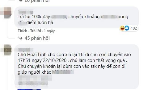 Vụ danh hài Hoài Linh và 14 tỷ tiền từ thiện: Người từng chuyển tiền ủng hộ, công chúng, giới nghệ sĩ và luật sư nói gì?  - Ảnh 3.