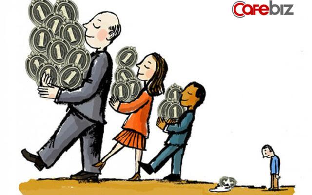 Tại sao người nghèo thích giả vờ hào phóng, còn người giàu lại thản nhiên bàn chuyện tiền bạc? - Ảnh 1.