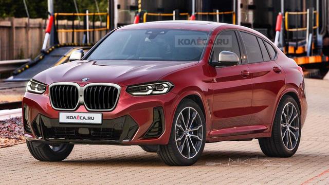 Xem trước BMW X3/X4 2021 sẽ về Việt Nam đấu Mercedes-Benz GLC: Lưới tản nhiệt vẫn là chi tiết gây tranh cãi  - Ảnh 1.