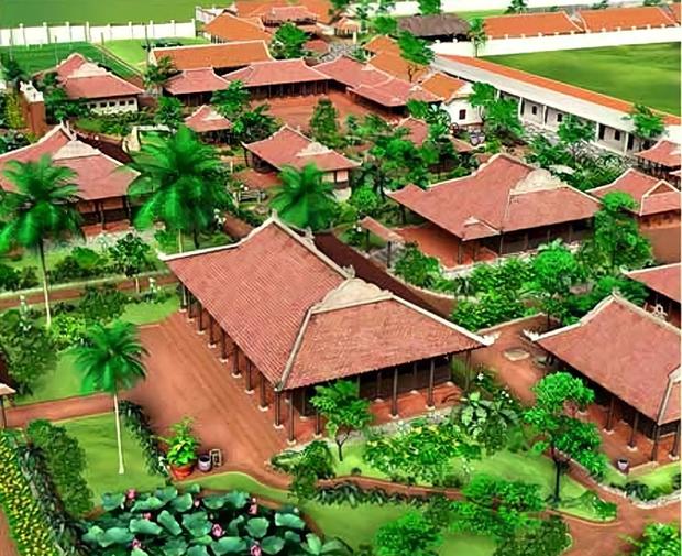 Việt Nam có một ngôi trường với kiến trúc độc đáo như resort cao cấp nhưng học phí thì quá dễ chịu, Hoa hậu trái đất cũng từng ghé thăm - Ảnh 1.