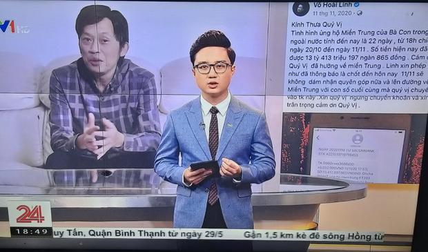 VTV đưa tin về NS Hoài Linh và câu chuyện từ thiện trên Chuyển Động 24h: Đã đến lúc cần có những quy định pháp luật cụ thể - Ảnh 2.