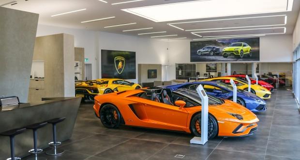 Volkswagen nhận được đề nghị bán Lamborghini với giá 9,2 tỷ USD - Ảnh 1.