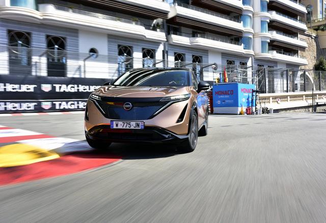 Nissan Ariya lần đầu công khai lăn bánh trên đường, chốt giá quy đổi từ hơn 1 tỷ đồng, đắt gần gấp đôi X-Trail - Ảnh 3.