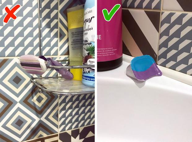 Những món đồ không nên để trong nhà tắm dù có tiện đến mấy vì dễ rước bệnh vào người, 99% mọi người đều mắc lỗi ít nhất vài ba thứ - Ảnh 8.
