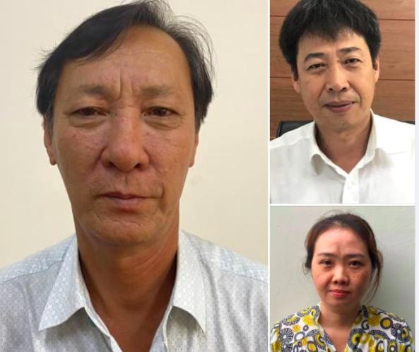 Khởi tố nguyên Phó Tổng giám đốc Tổng Cty Nông nghiệp Sài Gòn  - Ảnh 1.