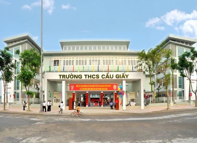 5 trường THCS sở hữu tỷ lệ học sinh đỗ trường cấp 3 chuyên cao hàng đầu Hà Nội: Có trường tới 85% học sinh lớp 9 cá chép hóa rồng thành công! - Ảnh 6.