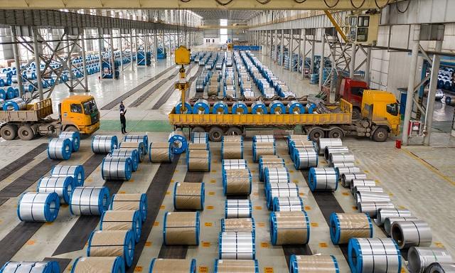 Công xưởng thế giới' đối mặt làn sóng đóng cửa, tạm ngừng sản xuất hàng loạt vì bão giá - Ảnh 1.