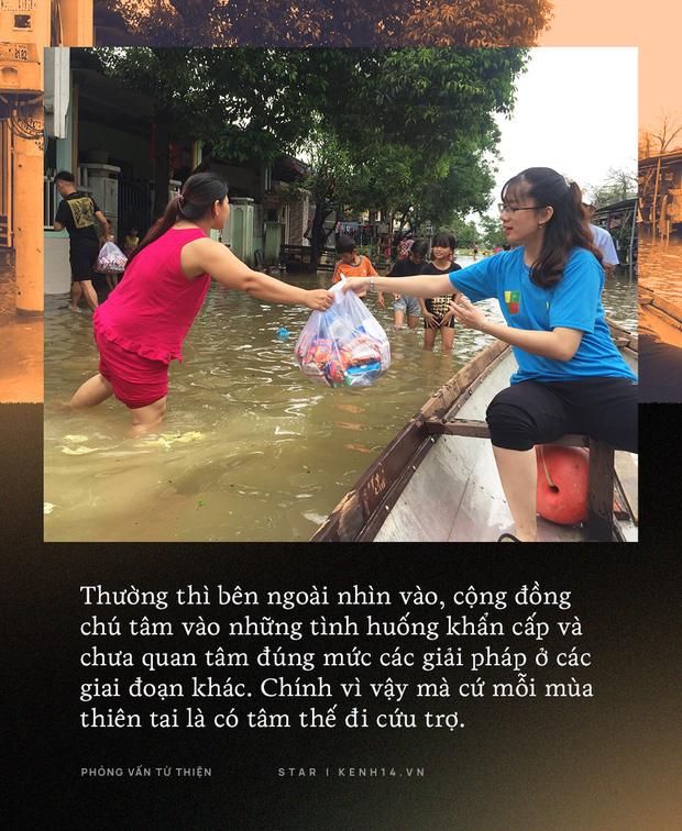 Lê Thế Nhân - Chủ tịch tổ chức CODES Việt Nam: Việc đọng quỹ một thời gian dài lên án thì dễ, hợp tác để tìm kiếm giải pháp tiếp tục tương trợ xã hội mới là điều nên làm - Ảnh 3.
