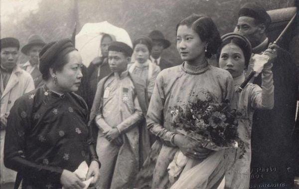 Hình ảnh lúc sinh thời của Nam Phương Hoàng hậu bỗng gây sốt: Đẹp làm sao đôi mắt sắc lẹm, từ dáng mũi đến chiếc cằm đều toát ra vẻ Á Đông quyền quý - Ảnh 5.