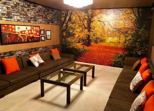 Không gian nội thất bên trong biệt thự giá 21 tỷ của MC Quyền Linh - Ảnh 7.