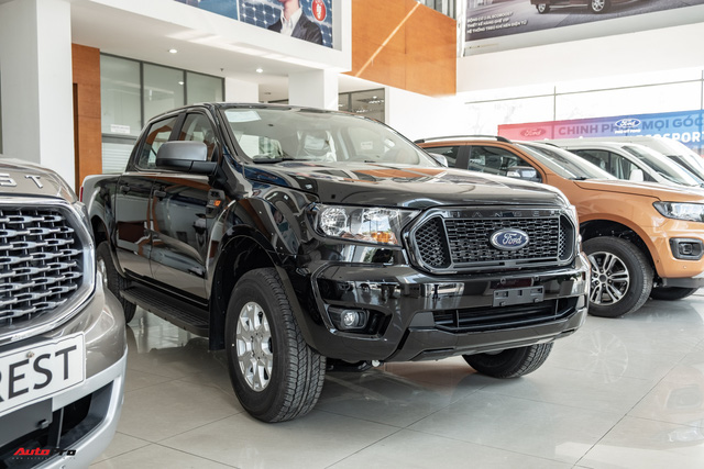 Lộ giá và thông tin Ford Ranger lắp ráp: Rẻ hơn xe nhập khẩu cả chục triệu, có điểm chung với EcoSport - Ảnh 1.