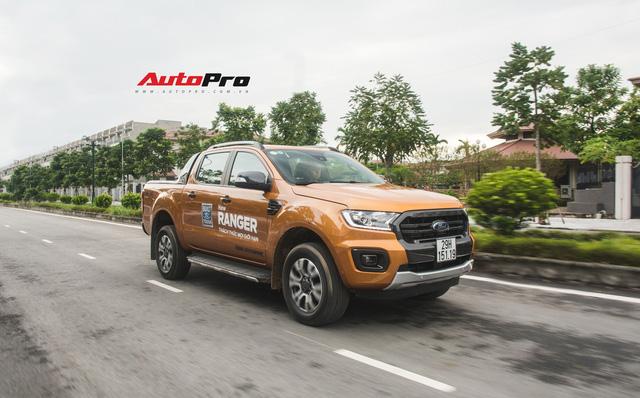 Lộ giá và thông tin Ford Ranger lắp ráp: Rẻ hơn xe nhập khẩu cả chục triệu, có điểm chung với EcoSport - Ảnh 3.