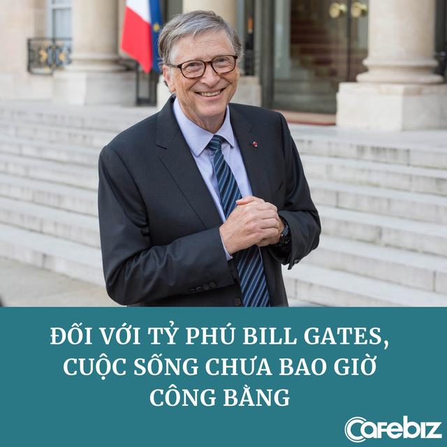 Bill Gates: Nếu nghĩ rằng giáo viên khắt khe và bất công, hãy đợi đến khi gặp sếp của bạn! - Ảnh 1.